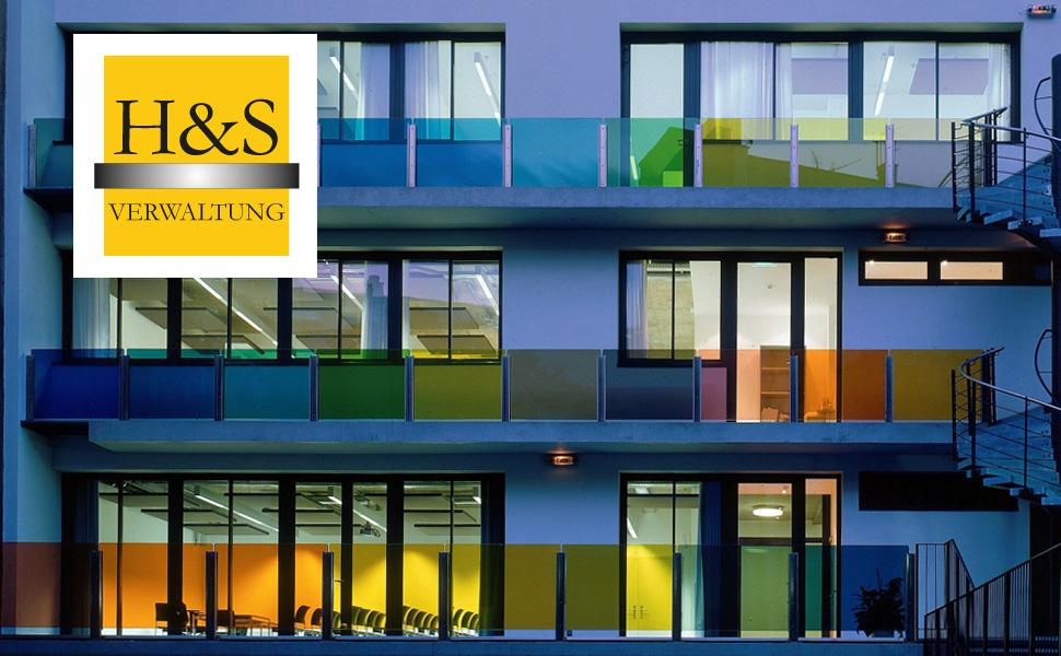 H&S Verwaltung - Homepage Relaunch