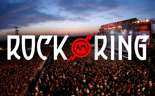 Rock am Ring - Foto Tool
